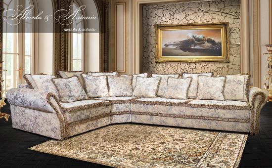 Диван.Мягкая мебель.Классическая мебель. Классический диван.Диван кровать.